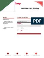 Instructivo Ofishop 2019