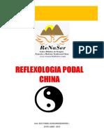 La Reflexologia Podal China
