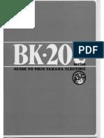 Electone Bk20c Series 2