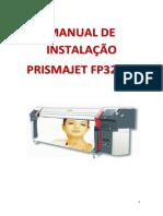 Manual Operacional Prismajet Fp3204s