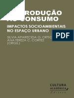 Da Produção Ao Consumo - Impactos Socioambientais No Espaço LIVRO