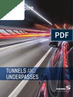 LED Tunnel lights by shredder