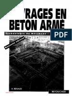 Ouvrages en Béton Armé &_40