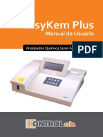 Easy Kem service manual