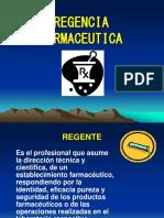 REGENCIA FARMACEUTICA