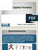 Capital humano.