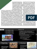 Ciudad Hojaldre Resumen