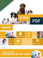Guia Prático Franquias de Pet Shop Edição 3