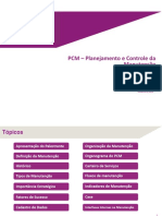 PCM – Planejamento e Controle da Manutenção