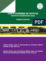 Manual de procedimientos IML 2016