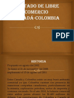 Tlc Colombia- Canada