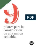 PYB - 9 pilares para la construcción de una marca rentable