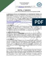 Edital-046 FDA Capacitação 2019 e Formulários Anexos