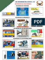 Afiches de Seguridad Del Bcom