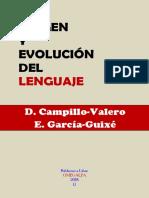 Origen y Evolucion Del Lenguaje