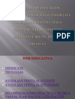web educativa.pptx