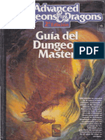 AD&D Guia del Dungeon Master