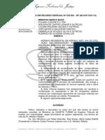 AREsp 555.963 - Valor do dano moral in re ipsa por inscrição indevida.pdf