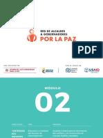 Documento sobre el acuerdo de paz colombiano