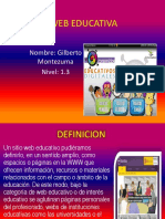 Web Educativa