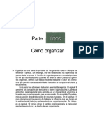 Cap. 9 Organización