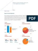 T1DF Financial Report - 2019