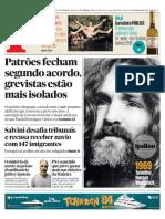 Público Lisboa - 16 agosto 2019