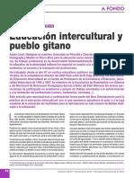Educación Intercultural y Pueblo Gitano