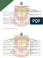 Supp Wafa Block Exam TT Aug 2018 1