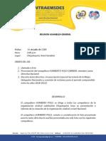 Acta Elecciones (1)