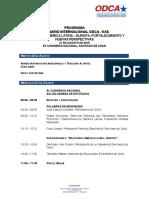 Programa Odca Oea 21-Agosto