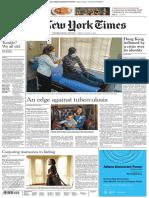The New York Times International (16.08.19)