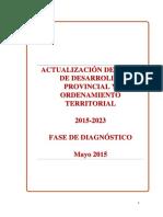 plan de Desarrollo y Ordenamiento Territorial Santa Elena