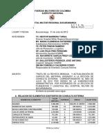 Revista Consulta Externa Mayo 2012