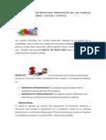 Concepto y Características Principales de Las Cuentas Nominales