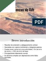 Clase 13-Cuencas de Rift