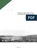 Arquitetura Profilatica Leprosarios Bras