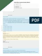 Contratações Públicas Exercícios de Fixação Módulo III A