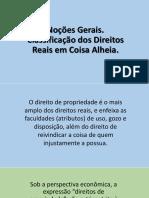 Nocoes Gerais - Classificacao