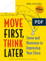 Move First, Think Later - Sense and Nonsen…Ition