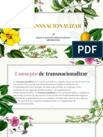 Transanacionalización