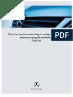 [TM] Mercedes Benz Manual de Taller Mercedes Benz Sprinter 2013