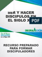 SER Y HACER DISCIPULOS EN EL SIGLO XXI.pptx