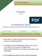 unclassified mechanics in fluid