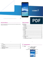 Alcatel 7 Manual