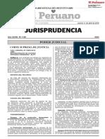 Cas Laboral 19684-2016 Contrato de Suplencia Vinculante