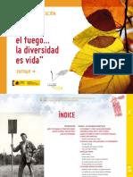 Evita el fuego la Diversidad es vida. Manual para Docentes.pdf