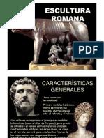 ESCULTURA EN ROMA
