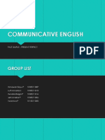 English Un