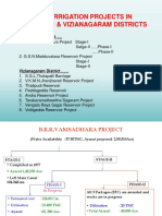Major Irrgn Projects in Vzm Skl